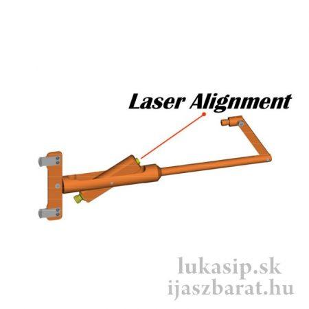 F.C.A. Laser aligner - lézeres  íjbeállító ezköz