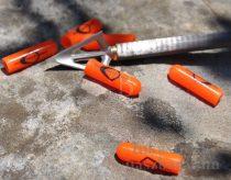 Nockvédő sapka Pocket slingshot csúzlihoz 10 darab