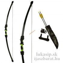 Mantis, BlackBird Pro 112cm / 18# gyerek íj  szett