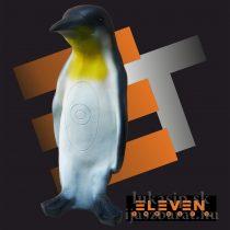 3D cél, pingvin – Eleven