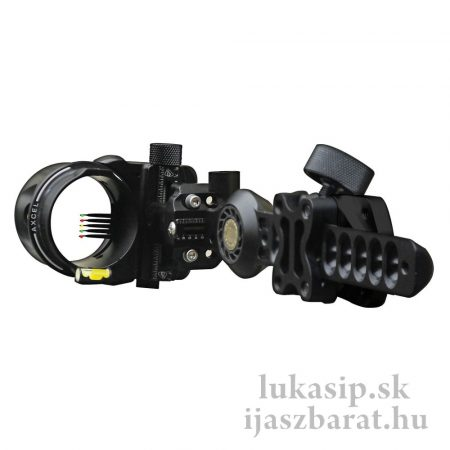 "Axcel Armortech HD Pro 5 pin .010""  Black irányzék"