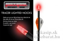 "Nock -  Maximal Tracer lighted  nock,"" X"" 3db"