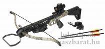 Skorpion XBR300 számszeríj,  175# camo