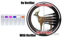 Peep (kukucs) verifier Specialty Archery Podium