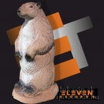 3D cél, mormota – Eleven