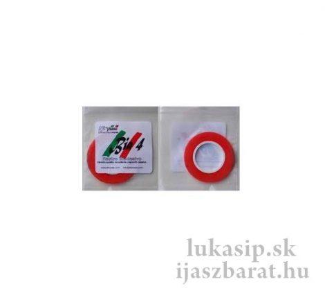 Kétoldalas szalagragasztó tollakra - 1 tekercs - 4m