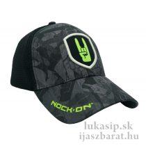 """NockOn Black Stealth  siltes sapka """"L"""" méret"""