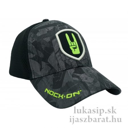 NockOn Black Stealth  siltes sapka