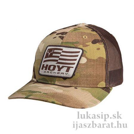 Hoyt Alpha camo siltes sapka