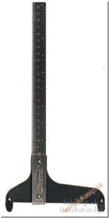 Aljzásvonalzó (göbvonalzó) B