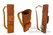 Indian, barna háti tegez, 52 cm