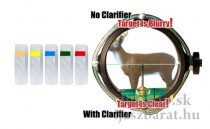 Peep (kukucs) clarifier Specialty Archery Podium