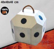 Veszőfogó kocka, Eleven 40x40x40, fogantyúval