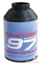 Ideganyag, BCY DynaFlight D97 1/8 LB, fekete
