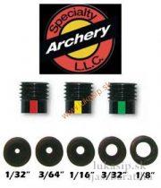 Peep (kukucs) Inzert Specialty Archery super ball
