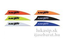 WAV műanyag toll