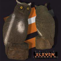 3D cél, bagoly – Eleven