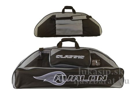 Csigás íj tok,  Avalon 116 cm