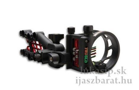 Truglo Carbon Hybrid micro irányzék, fekete  .019