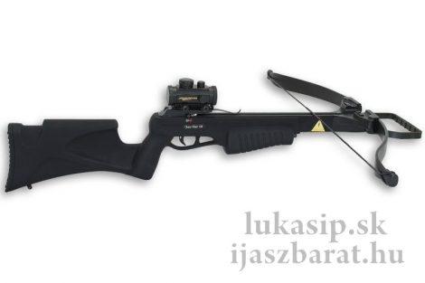 Jandao Chase Wind reflex számszeríj, 150# / 245fps szett, fekete
