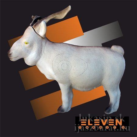 3D cél, kecske – Eleven