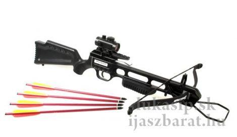 Skorpion XBR100 175# - számszeríj szett, fekete