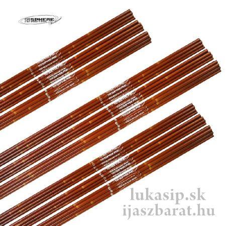 ExoSphere Traditional nyílvessző, pulykatollal