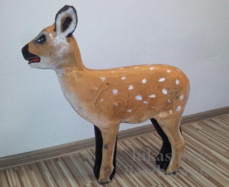 3D cél, őzgida – Csumi