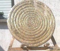 Szalma vesszőfogó, 80cm x 8cm