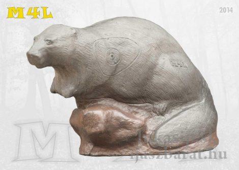 3D cél, hód – Eleven M4L