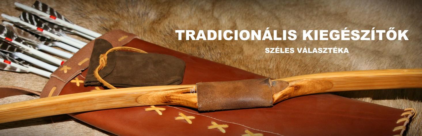 Tradicionális kiegészítők széles választéka